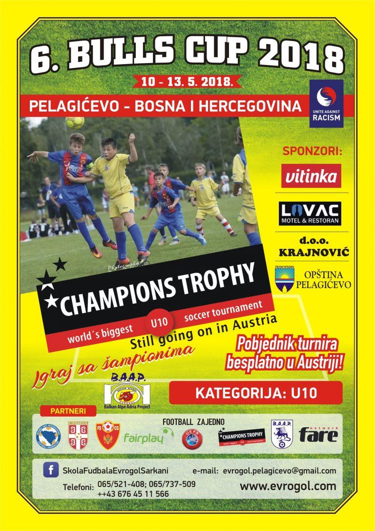"Read more about the article ""CHAMPIONS TROPHY"" U PELAGIĆEVU"