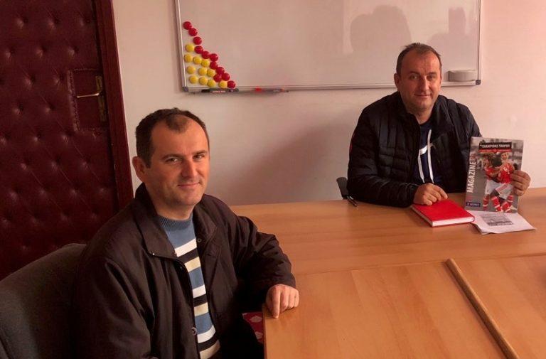 Read more about the article CRVENA ZVEZDA I BAAP EVROGOL POČETAK JEDNE LIJEPE PRIČE