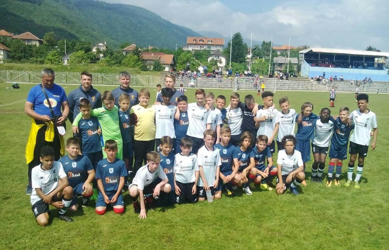 """CHAMPIONS TROPHY"" PONOVO U PELAGIĆEVU"