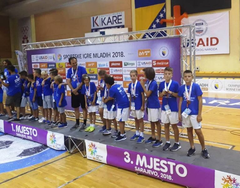 """Read more about the article ODLIČNO 3. MJESTO NA """"SPORTSKIM IGRAMA MLADIH 2018"""""""