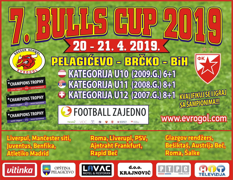 """POBJEDNICI """"BULLS CUP 2019"""" IDU U: ŠVAJCARSKU, AUSTRIJU I SRBIJU"""