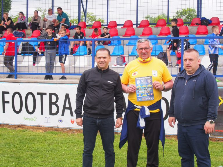 """Read more about the article PRVI LJUDI MODRIČE I ŠAMCA NA """"BULLS CUPU 2021"""""""